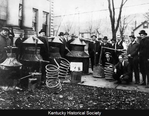 Illegal Distilleries