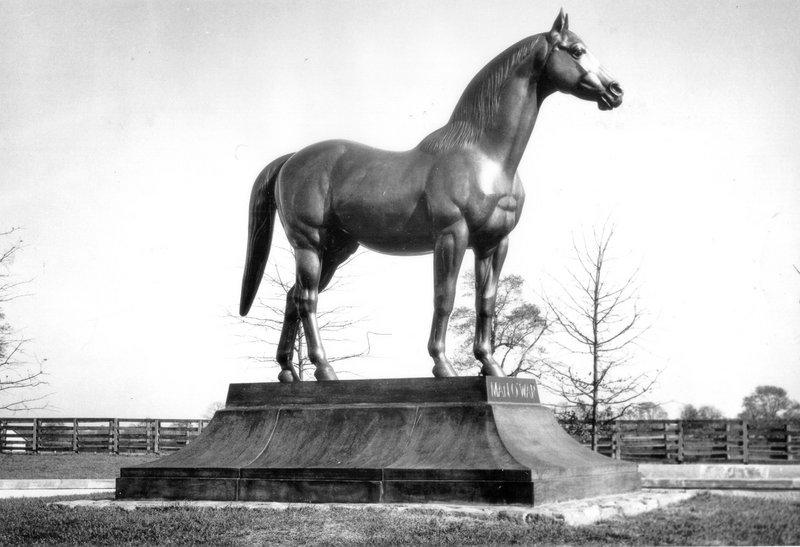 Man O' War's Grave