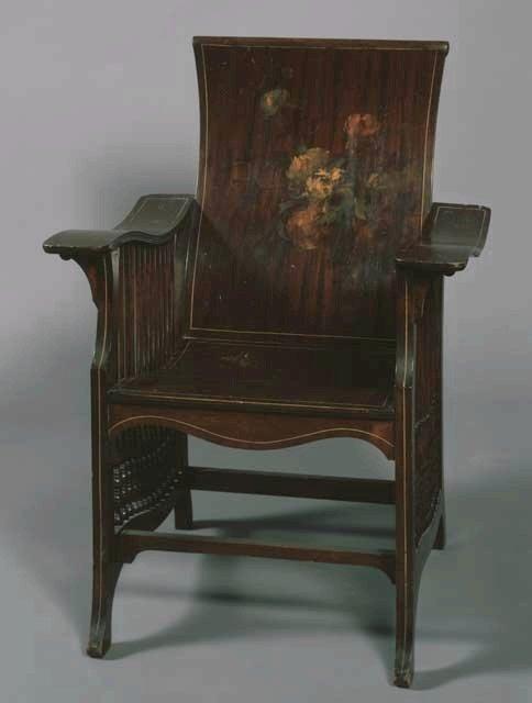 Alice Hegan Rice Chair