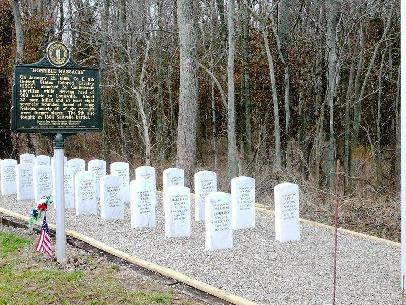 Simpsonville USCC Memorial