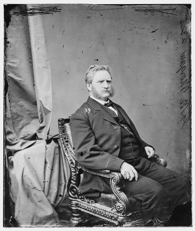 Union General George W. Morgan