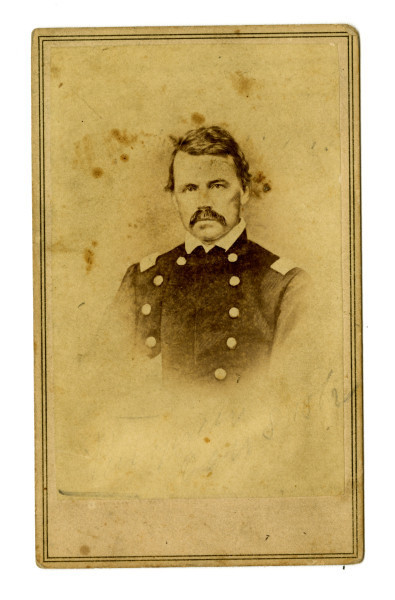 Union Colonel Curran Pope, 15th Kentucky Infantry Regiment