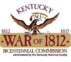 Kentucky War of 1812 Bicentennial Commission Logo
