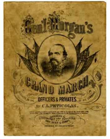 General Morgan's Grand March