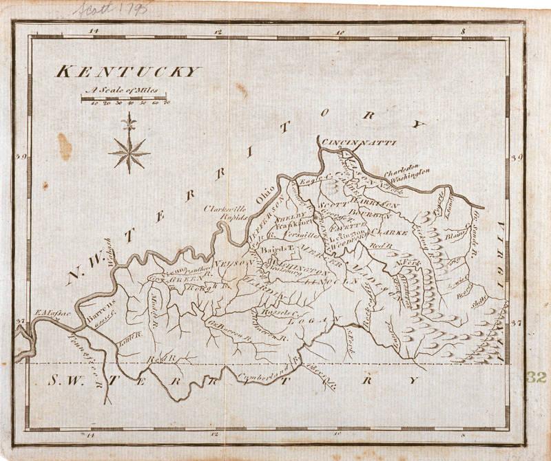 Kentucky, 1795