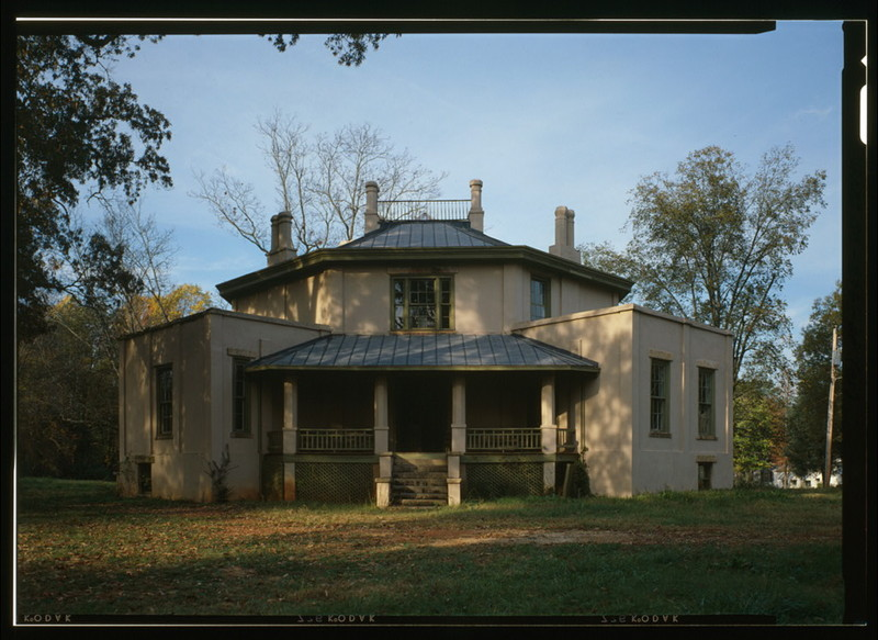 An Octagon House