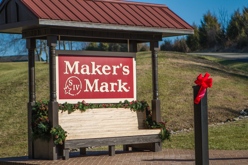 Maker's Mark Bench