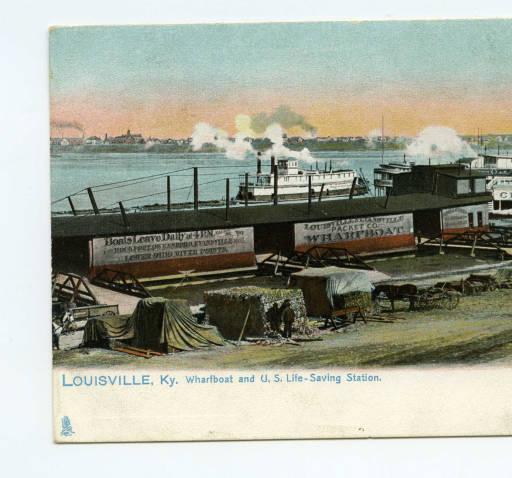 Louisville Wharf