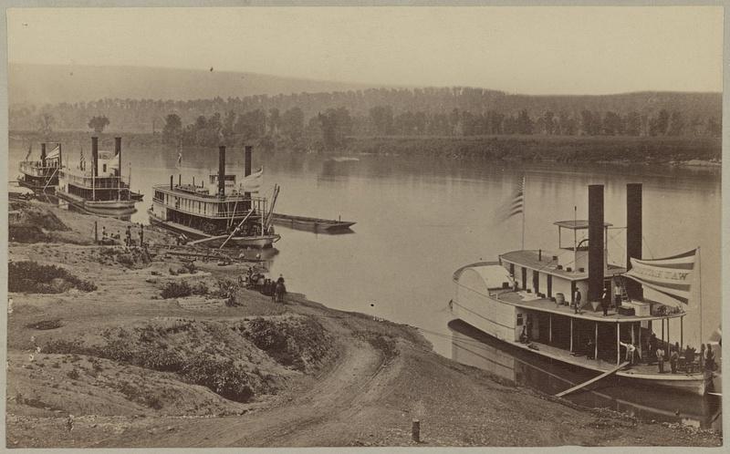 Civil War Steamboats