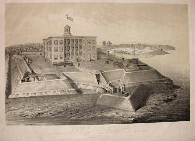 Fort Anderson, Paducah