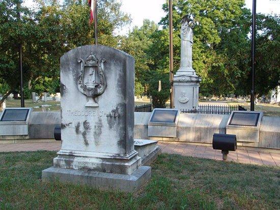 Theodore O'Hara monument