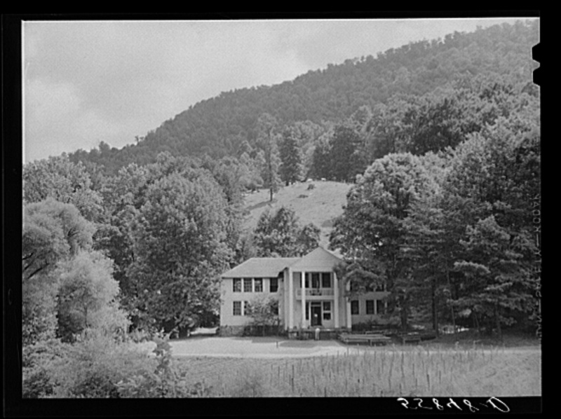 Pine Mountain Settlement School