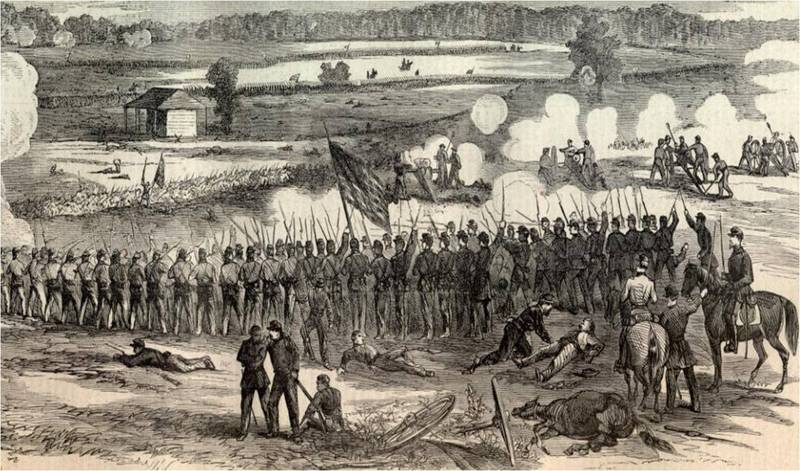 The Battle of Perryville