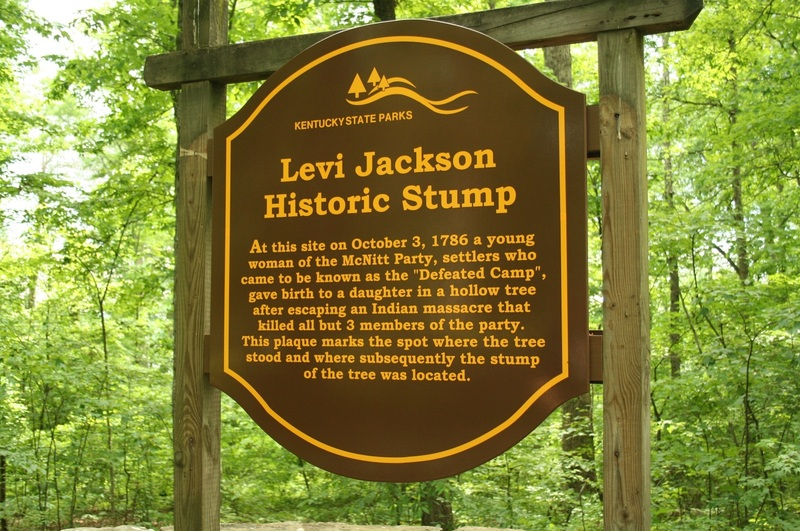 Historic Stump