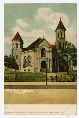 Paris First Christian Church