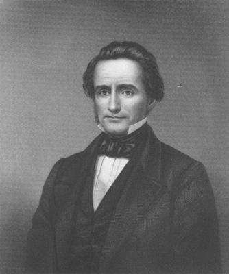 Centre President Lewis W. Green