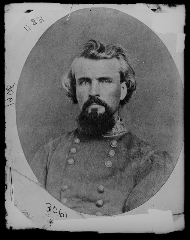 Nathan Bedford Forrest, CSA (1821-1877)