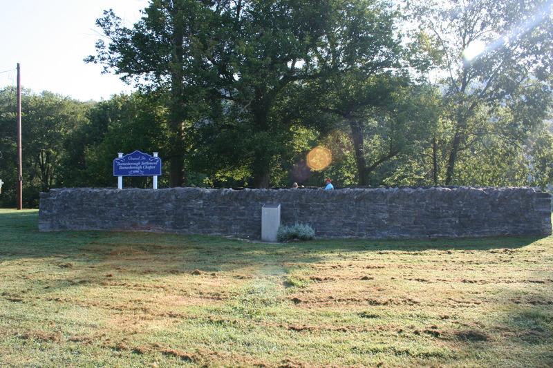 Original Fort Site