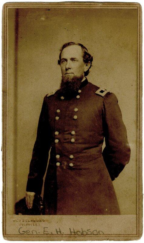 Union General Edward Hobson