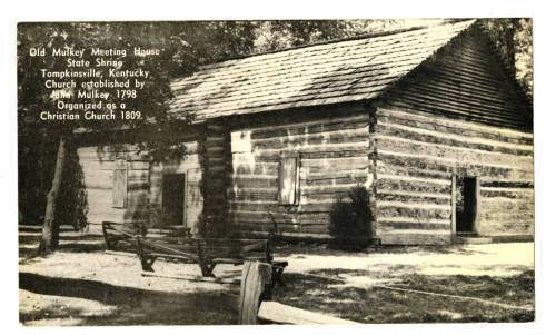 Mulkey Meeting House