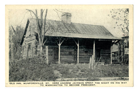 Log Stagecoach Inn