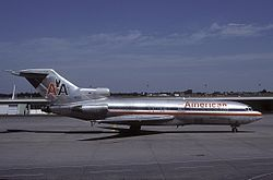 American Airlines 727