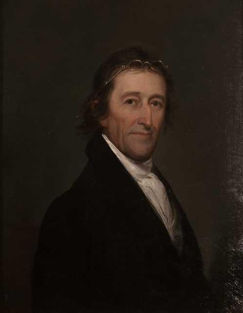 Captain Daniel Weisiger III