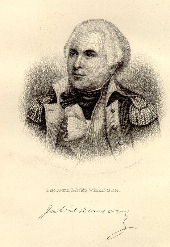 Gen. James Wilkinson