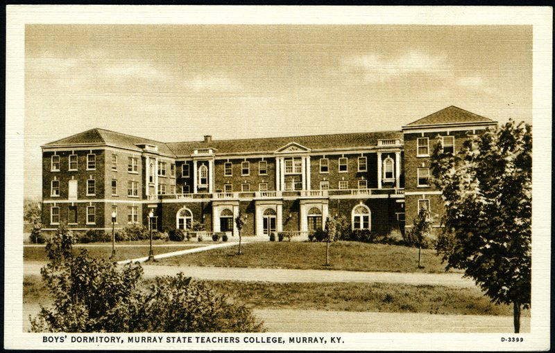 Murray State Men's Dormitory