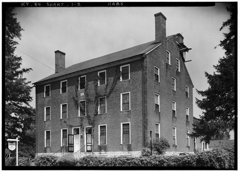 Centre Family Dwelling