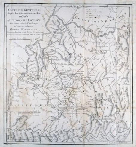 Filson Map