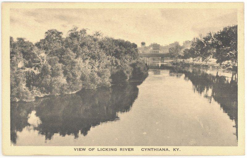 Licking River, Cynthiana