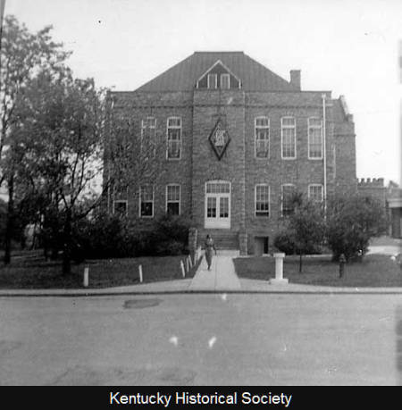 Hume Hall at Kentucky State University