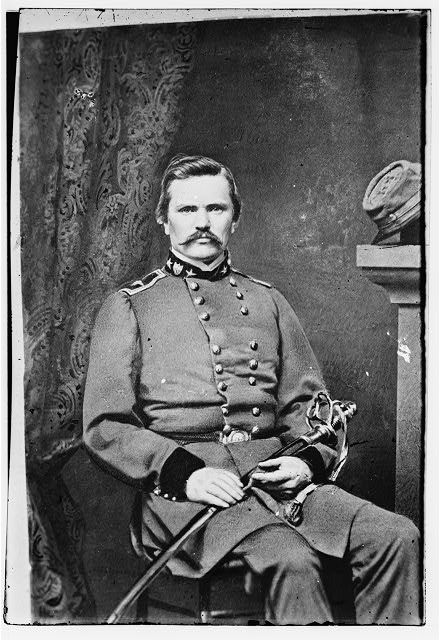Confederate General Simon Bolivar Buckner