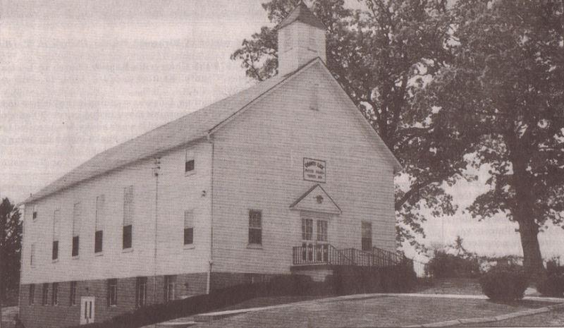 Grant's Lick Baptist Church