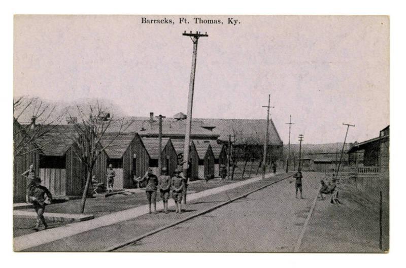 Fort Thomas Barracks