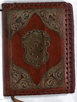 Civil War autograph book, Kentucky Historical Society
