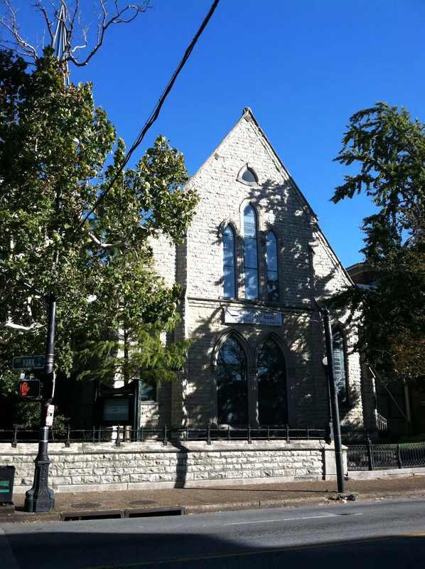 First Unitarian Church