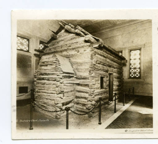 Lincoln Birthplace Cabin, Hodgenville, Kentucky