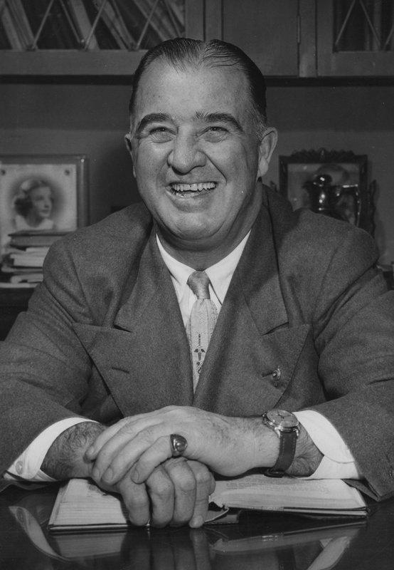 "Governor Albert B. ""Happy"" Chandler"