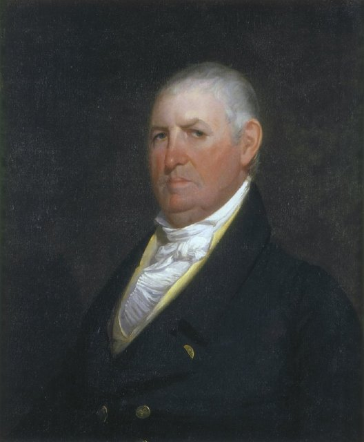 Governor Isaac Shelby