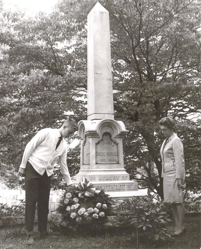 Confederate Memorial Day, 1962