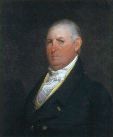 Portrait of Governor Isaac Shelby