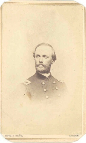 Union Colonel Orlando Moore