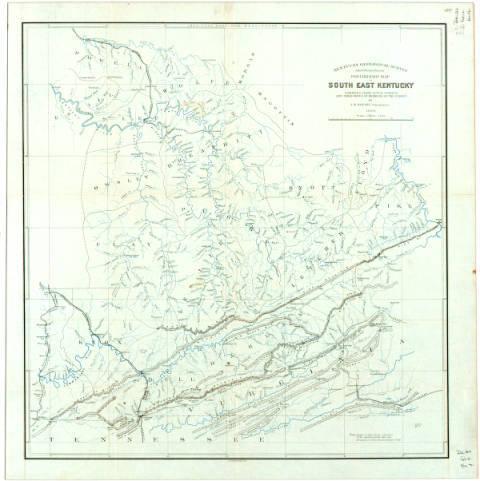 1889 Map