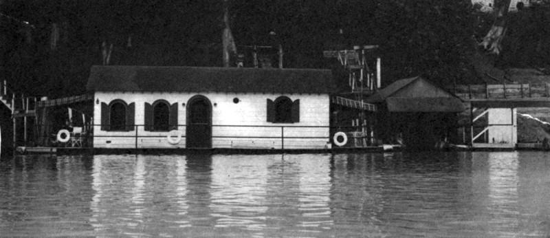 Louis Horwitz' Houseboat