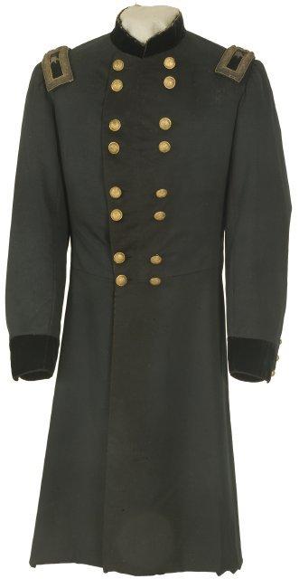 General Edward H. Hobson�™s Frock Coat