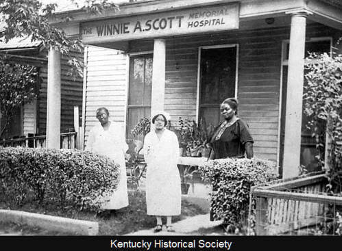 Winnie A. Scott Hospital