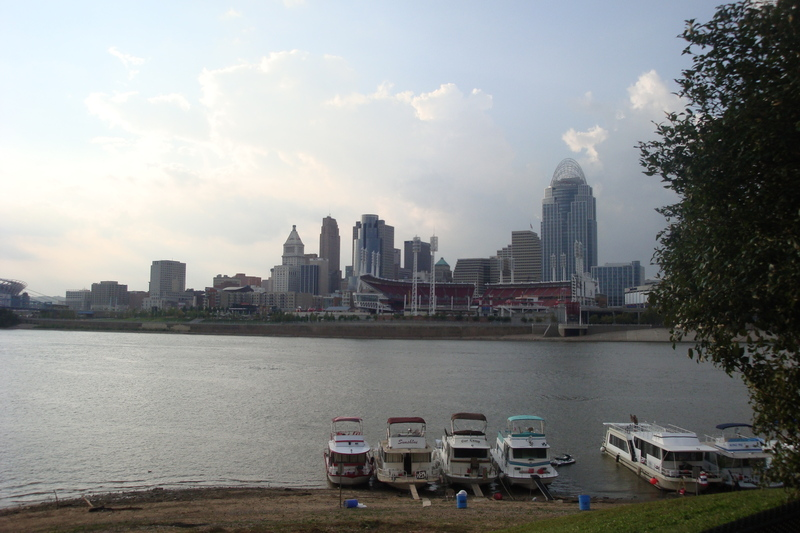 Ohio River Crossing