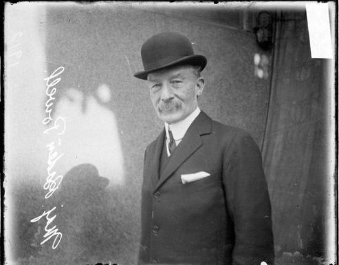 Sir Robert Baden-Powell